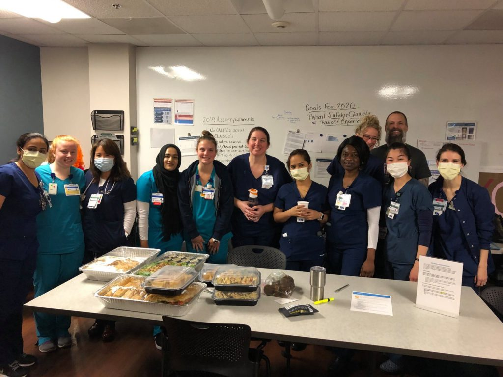 helping doctors and nurses during covid 19